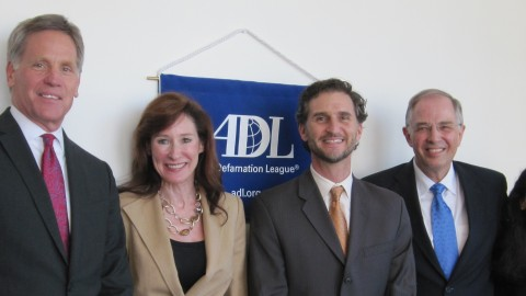 ADL and LDS - L to R: Packer, Tonkin, Brysk, Andersen, Andersen